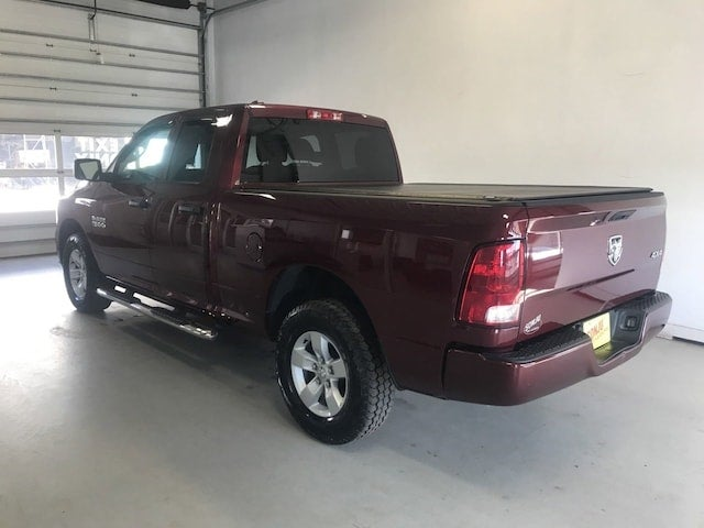 Used 2018 RAM Ram 1500 Pickup Express with VIN 1C6RR7FGXJS348833 for sale in Two Harbors, Minnesota