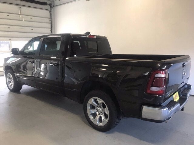 Used 2019 RAM Ram 1500 Pickup Big Horn/Lone Star with VIN 1C6SRFMT4KN536128 for sale in Two Harbors, Minnesota