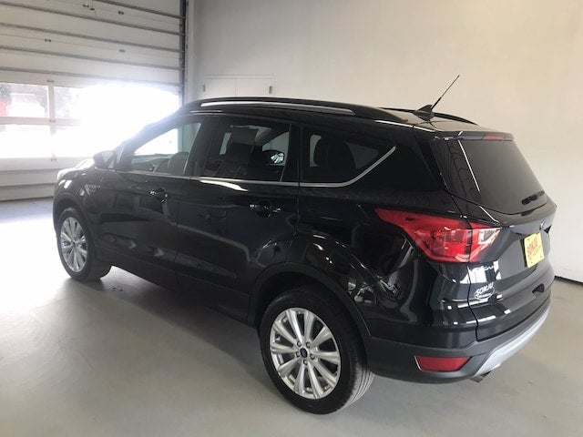 Used 2019 Ford Escape SEL with VIN 1FMCU9HD2KUA63590 for sale in Two Harbors, Minnesota