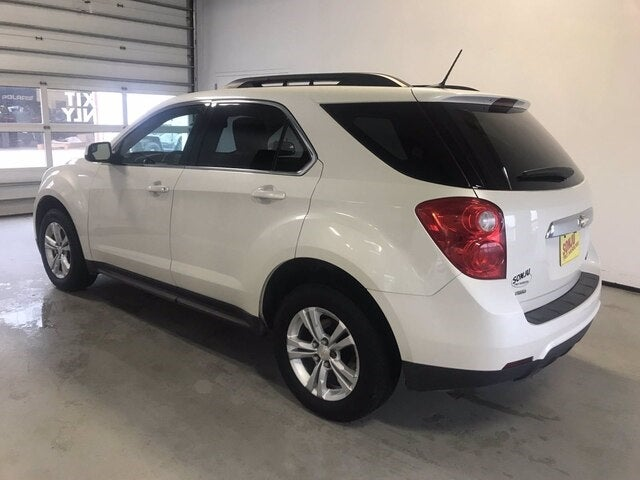 Used 2014 Chevrolet Equinox 1LT with VIN 1GNFLFEKXEZ105038 for sale in Two Harbors, Minnesota