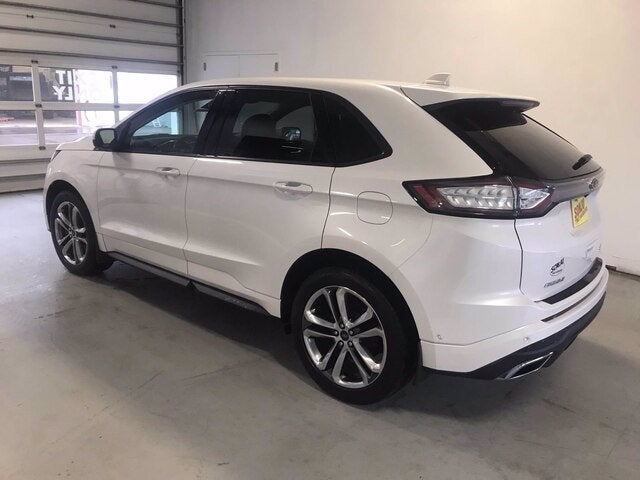 Used 2017 Ford Edge Sport with VIN 2FMPK4AP2HBB36745 for sale in Two Harbors, Minnesota